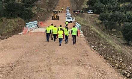 La Junta invierte en La Jara casi 9 millones de euros en la carretera que une Bohonal con Puente