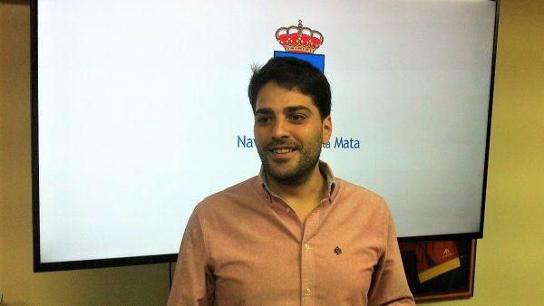 Rodríguez explica los acuerdos de la Junta de Gobierno