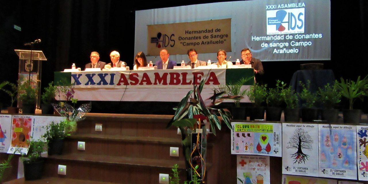 La Hermandad de Donantes convoca Asamblea General