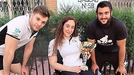 Zabala se proclama campeona en el nacional