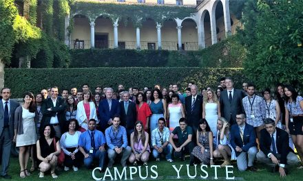 Campus Yuste 2017 continúa analizando la construcción europea