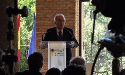 Marcelino Oreja, asiduo de La Vera