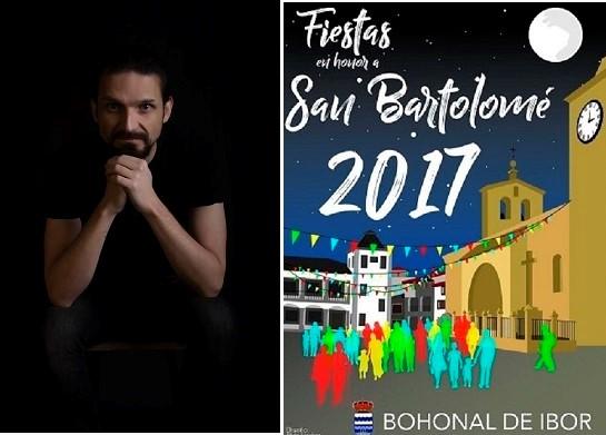 Carlos Utrilla pregonero de las Fiestas de Bohonal