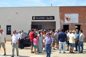Velatorio Robledollano Puerta