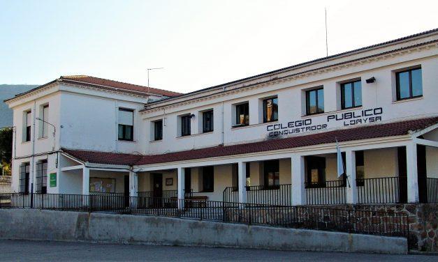 Se formaliza el contrato de las obras del Colegio Loaysa de Jarandilla