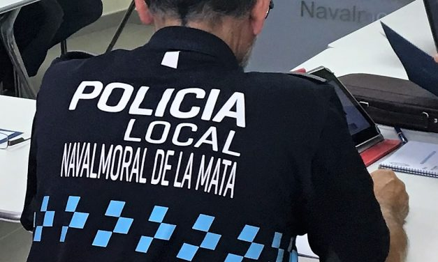 Un Policía Local de Navalmoral resulta herido al proceder a una identificación
