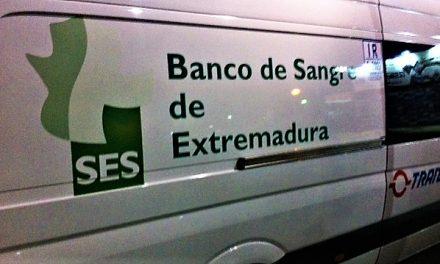 Siete salidas del Banco de Sangre en La Vera y el Campo Arañuelo durante junio