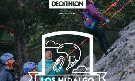 Los Hidalgo de Decathlon hacen deporte en Extremadura