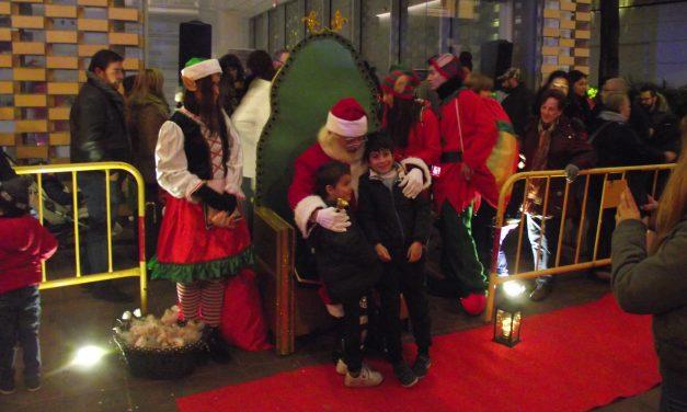 Papá Noel envía un mensaje en vídeo a las niñas y niños de Navalmoral