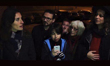 El periodista Carlos Utrilla participa en un film navideño solidario