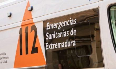 Varón herido por descarga eléctrica en Villanueva de la Vera