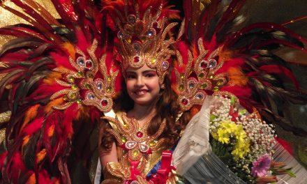Sara Curiel y Valeria Macías, Reinas del Carnavalmoral 2018