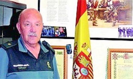 Muere Juan Andrés Yáñez, comandante en reserva de la Guardia Civil