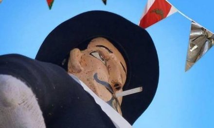 Peropalo 2018. El Carnaval de Villanueva de la Vera
