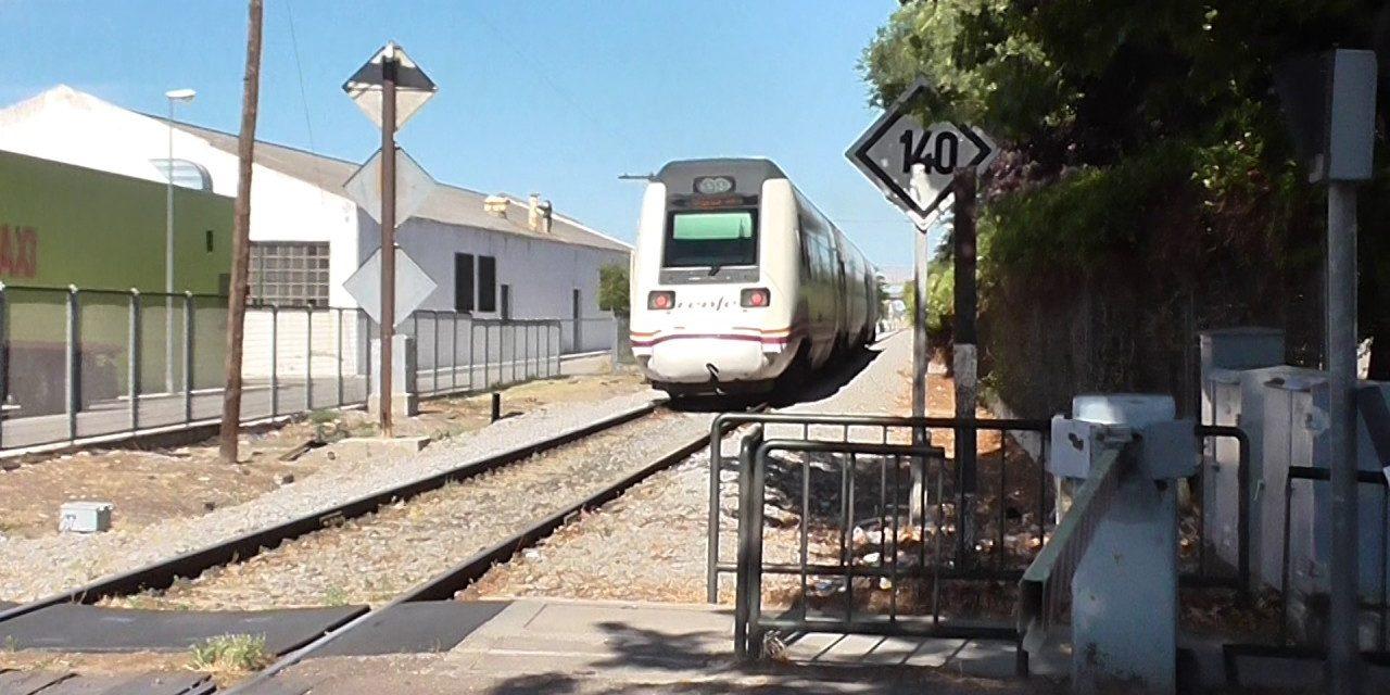 La puntualidad de los trenes en Extremadura supera el 91% en el mes de febrero
