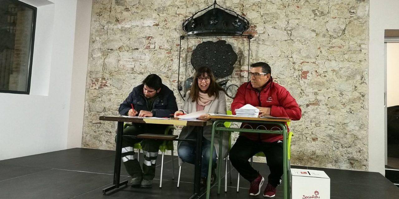 Políticos socialistas de Navalmoral, Almaraz y Rosalejo se incorporan al Comité Regional del PSOE