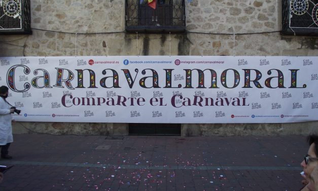 Alfredo Vizcaíno presenta el Programa del Carnaval 2020