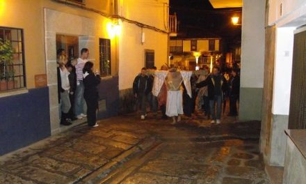 Los Empalaos y las Nazarenas no recorreran esta noche las calles de Valverde de la Vera