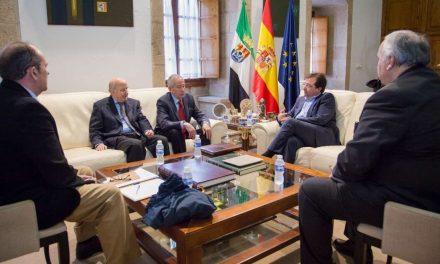 Vara recibe a los representantes de Guadalupex