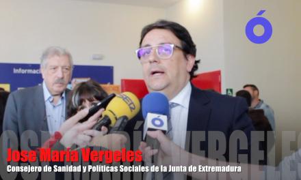 Vergeles anuncia la Unidad de Cuidados Críticos para esta legislatura