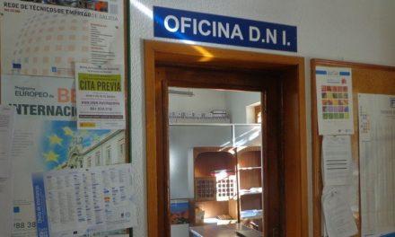 La oficina del DNI estará de nuevo en Navalmoral