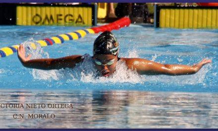Victoria Nieto alcanza el 2º puesto en la clasificación del IV Octatlón Masters RFEN
