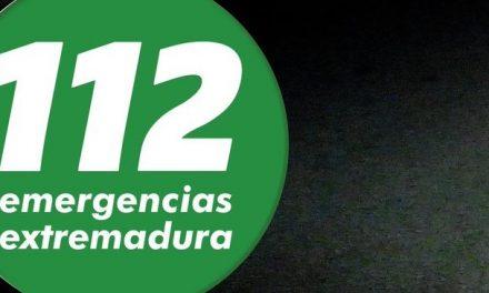 El 112 Extremadura atiende 49 accidentes de tráfico durante el puente del 1 de mayo