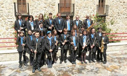 Concierto de la Banda de Música de Navalmoral en El Gordo
