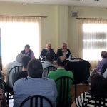 La Comunidad de Regantes de Valdecañas se solidariza y apoya al sector primario extremeño