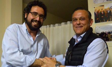Jaime Vega es el nuevo presidente de la Junta Local del PP en Navalmoral