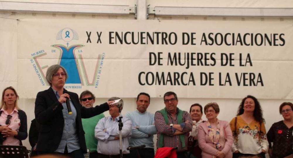 Las mujeres veratas celebran su XX encuentro en Talaveruela
