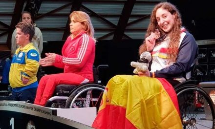 Loida Zabala consigue dos bronces en el Campeonato de Europa de Para Powerlifting
