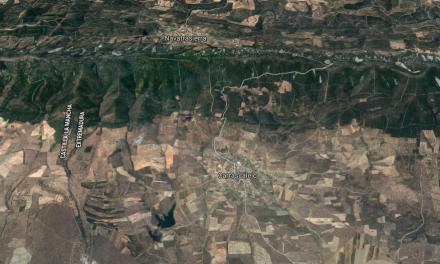 Un motorista crítico en un accidente entre Carrascalejo y Navatrasierra