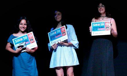 Una talayuelana gana el Festival Nacional de la Canción SOLO TÚ 2018