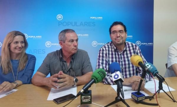 El PP moralo se alegra y congratula por la decisión de reparar el comedor de El Pozón