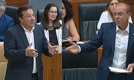 Vara dice a Monago que no permitirá el cierre de Almaraz sin una alternativa