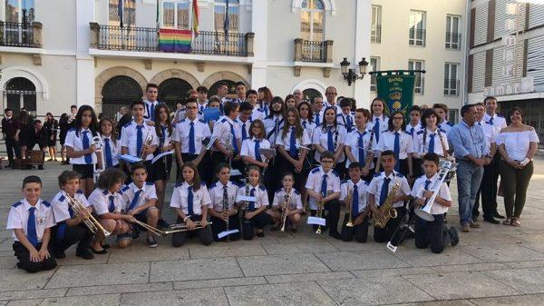 Navalmoral celebra esta noche el XIV Encuentro de Bandas de Música
