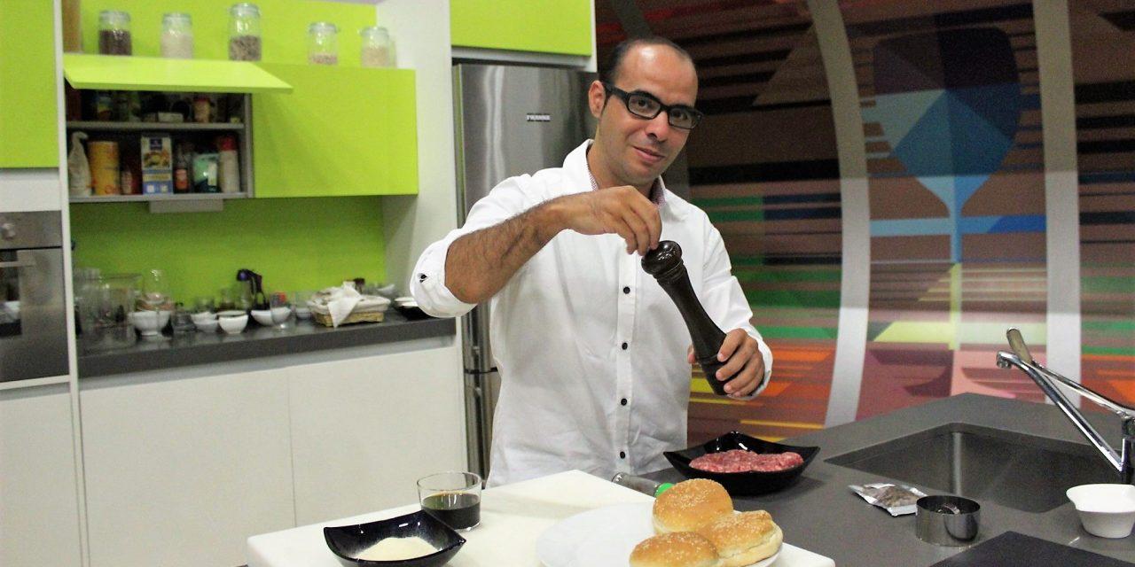 David Gibello impartirá el viernes un taller de cocina en el ECJ de Navalmoral