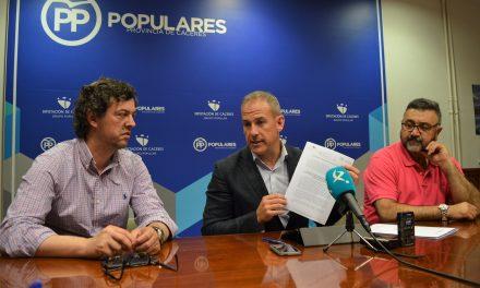 El Grupo Popular de la Diputación registra una moción para la implantación de un plan alternativo al cierre de CNA