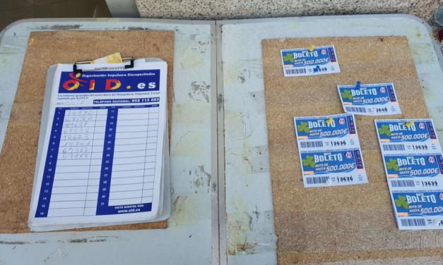La OID reparte 50.000€ en Navalmoral
