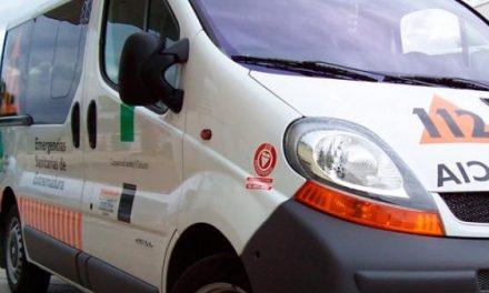Fallece un motorista de 29 años en la carretera de Rosalejo