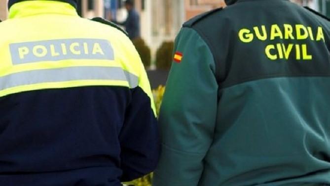 La Policía Local morala atiende un posible delito de violencia de género