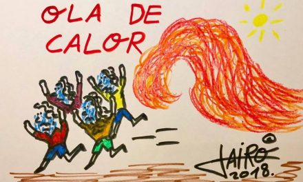 Nuestro colaborador, Jairo Jiménez, expone su obra gráfica en el Centro Cultural La Gota de Navalmoral