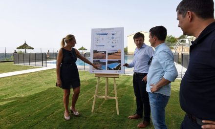 La piscina de Valverde de la Vera se abre al público tras la recuperación de sus instalaciones