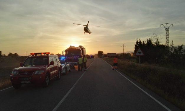 44 accidentes y 2 fallecidos en el dispositivo especial de tráfico del puente de los santos