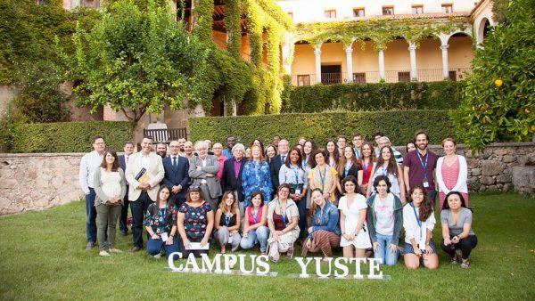 La Fundación Yuste inaugura, dentro del Campus Yuste, el curso Cultura, Patrimonio y Ciudadanía.