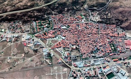 "Navalmoral forma parte de la serie ""Paisajes culturales de Extremadura"""