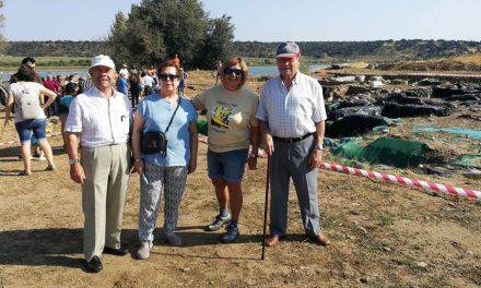 Romangordo y la familia García Moya firman la cesión gratuita del terreno del yacimiento Madinat Albalat