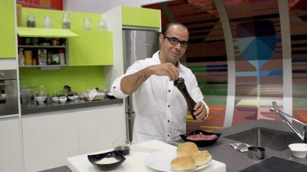 David Gibello elegido para cocinar en la Cerecera