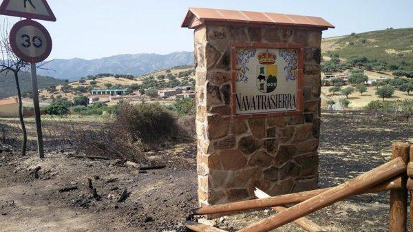Navatrasierra pide que se instalen equipos de extinción de incendios en La Jara